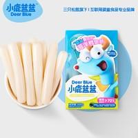 小鹿蓝蓝 儿童深海鳕鱼肠零食 300g