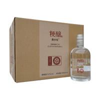 京东PLUS会员:青小乐 粳醸精酿浓香型白酒 52度 500ml*6瓶