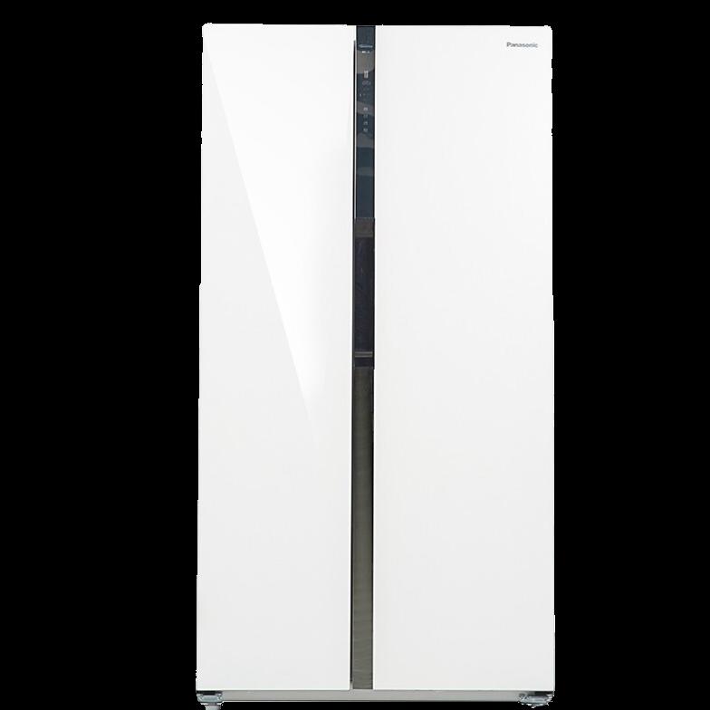 Panasonic 松下 NR-EW58G1-XW 风冷对开门冰箱 570L 珍珠白