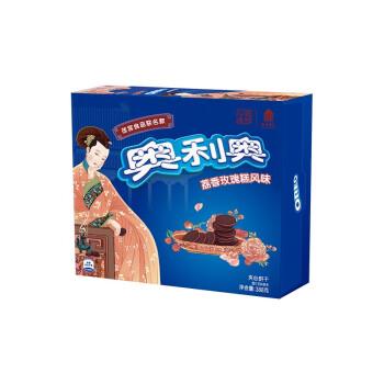 Oreo 奥利奥 巧轻脆薄片夹心饼干 95g*4盒