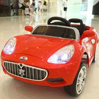 婴儿童电动车四轮遥控汽车