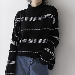 Lee Cooper  LCZOF650 女款半高领毛衣