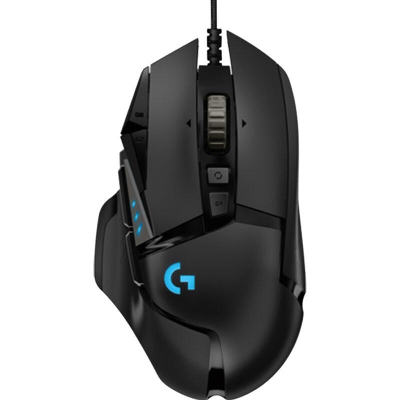 Logitech 罗技 G502 HERO 主宰者 游戏鼠标+凑单品