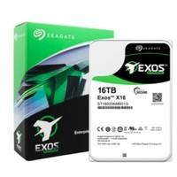 SEAGATE 希捷 银河Exos X16 企业级硬盘 16TB SATA接口