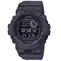 超值黑五:Casio 卡西欧 GBA-800UC 男士防水运动蓝牙石英手表