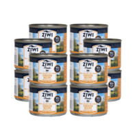 ZIWI 滋益巅峰 宠物主食猫罐头 鸡肉味 185g*12