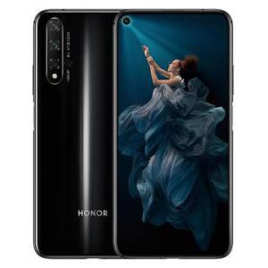 百亿补贴 : HONOR 荣耀 20 智能手机 8GB+128GB 幻影黑
