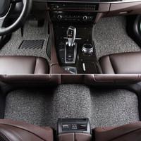 恒卡 汽车丝圈脚垫 适用于2021款大众速腾