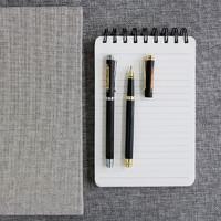 TRUECOLOR 真彩 V3348 金属中性笔 0.5mm 黑色笔芯 1支装