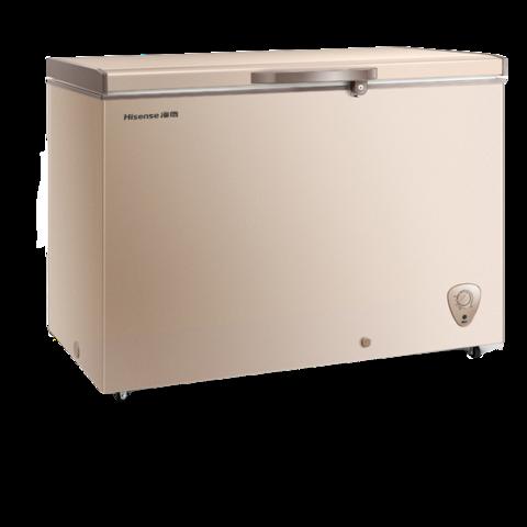 海信 145升家用小型冷藏冷冻单温冰柜保鲜节能省电顶开门卧式冷柜BD/BC-145NUD