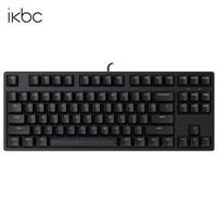 iKBC C87 机械键盘 87键 Cherry茶轴 正刻