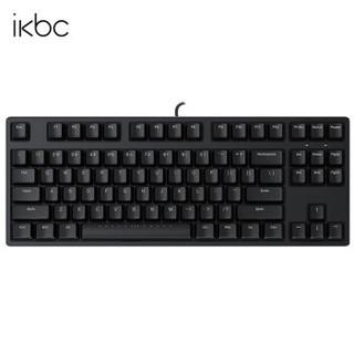 iKBC C87 机械键盘 87键 Cherry红轴 正刻