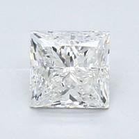 超值黑五:Blue Nile 0.70克拉公主方形切割钻石(切工VG,成色G,净度VS2)