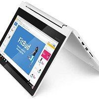 Lenovo 联想 IdeaPad C330 11.6英寸 笔记本电脑 联发科MT8173C 4GB 64GB SSD 核显 暴雪白色