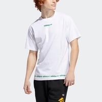 27日0点:adidas 阿迪达斯 三叶草 LINEAR REPEAT GD2113 男士运动T恤