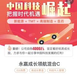 科技牛人管理 把握中国科技黄金期 永赢成长领航混合 C