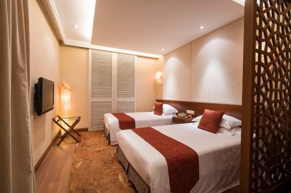 高口碑亲子酒店!上海太阳岛度假酒店 岛屿豪华房1晚(含早餐+小小天地畅玩+娱乐卡2张)