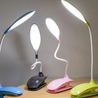 荣度 夹式书桌LED护眼台灯 2000mA