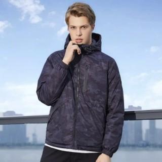 暖爱季 : Uleemark 智能发热双面穿 3.0 男士鹅绒服 *2件
