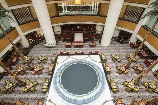 周末/元旦不加价!无锡城中皇冠假日酒店 高级房2晚(含早餐)