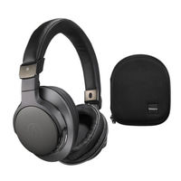 超值黑五、银联爆品日:Audio-Technica ATH-SR6BTBK 无线头戴式高分辨率耳机