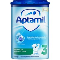 Aptamil 爱他美 HMO较大婴儿配方奶粉 3段 易乐罐 800g *4件