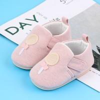 斑马波比 婴儿秋冬学步鞋