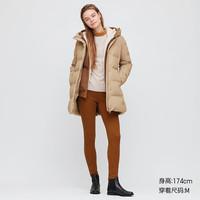 UNIQLO 优衣库 420252 女装无缝羽绒大衣