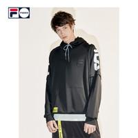 FILA 斐乐 FUSION T11M033201F 男士卫衣