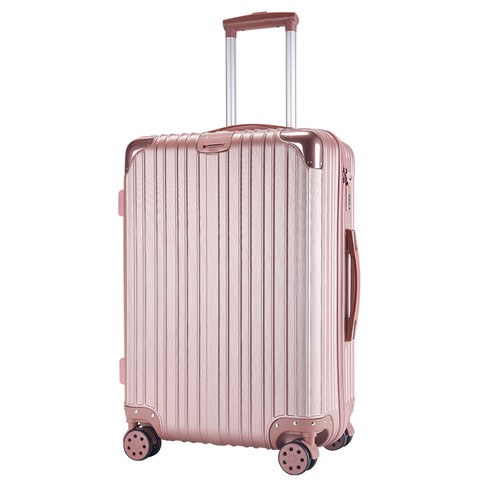 MODOKER行李箱男女24寸20小型拉杆26铝框大容量万向轮密码皮箱子