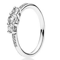 27日0点:Pandora 196242CZ 925银童话之光戒指