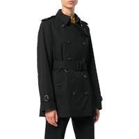 考拉海购黑卡会员、限尺码 : BURBERRY博柏利 Kensington系列 女士短款Heritage风衣