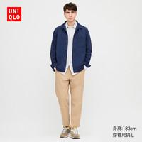 UNIQLO 优衣库 422983 男装休闲九分裤