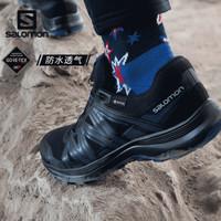 京东PLUS会员:Salomon 萨洛蒙 XA SIERRA GTX 412562 男款户外徒步鞋 *2件 +凑单品
