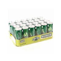 考拉海购黑卡会员:Perrier 巴黎水 含气青柠味饮料 330ml*24罐 *6件