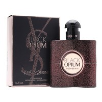预售:YVES SAINT LAURENT 圣罗兰 Black Opium 黑鸦片 女士淡香水 90ml