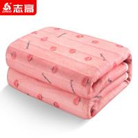 Chigo 志高 电热毯 0.7*1.5m 薄绒舒缓款