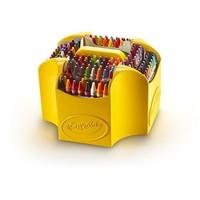 超值黑五、中亚Prime会员:Crayola 绘儿乐 Ultimate Crayon Case 彩色蜡笔 152色 *2件