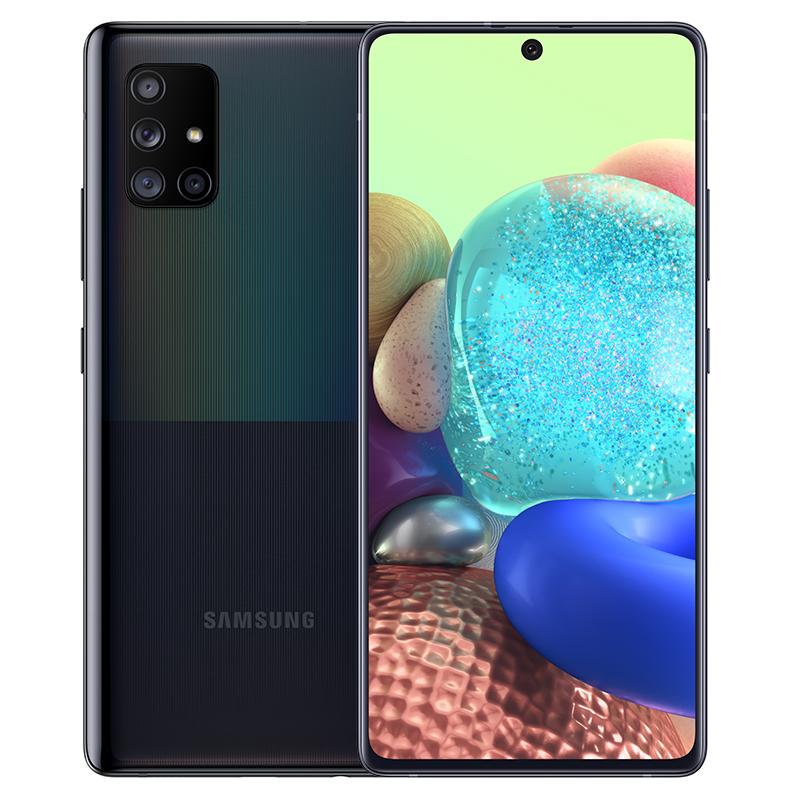 聚划算百亿补贴 : SAMSUNG 三星 Galaxy A71 5G智能手机 8GB+128GB