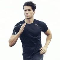 2XU X18102287001 男士圆领透气运动T恤