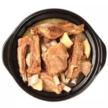 蒙都  羊排火锅熟食 1kg