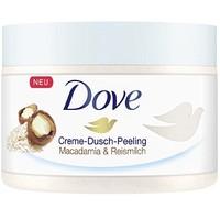 中亚Prime会员:Dove 多芬 夏威夷果碎和米浆 冰激凌身体磨砂膏 298g*4件装 *4件