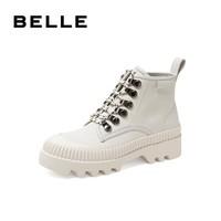 BELLE 百丽 U3D1DDD9 女士马丁靴