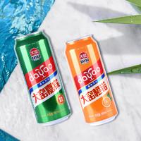 大窑嘉宾 橙诺碳酸饮料 500ml*10罐