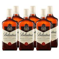 88VIP:Ballantines 百龄坛 特醇苏格兰威士忌 750ml*6瓶