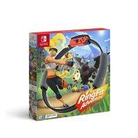 百亿补贴:Nintendo 任天堂 NS游戏套装 《健身环大冒险》海外版