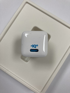 Anker安克苹果nano 20w充电器