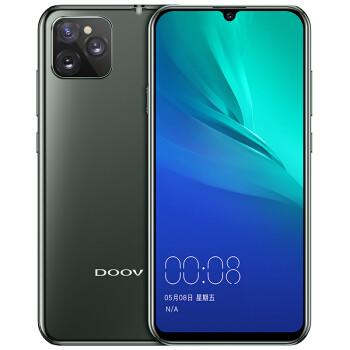 DOOV 朵唯 D19电霸智能手机  6GB+128GB 翡冷翠 *2件