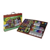 超值黑五、中亚Prime会员:Crayola 绘儿乐 艺术名作 儿童绘画套装 200件手提箱礼盒