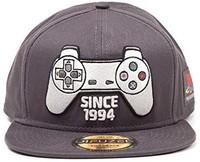 PlayStation周边 Since 1994 snapback 灰色帽